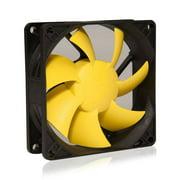 SilenX EFX-08-12 80 mm. 12DBA Fluid Dynamic Bearing Fan