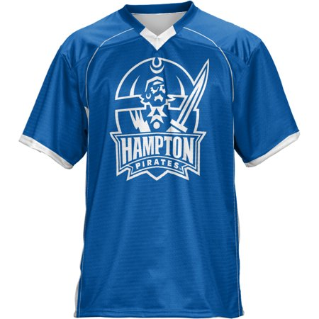 ProSphere Men's Hampton University No Huddle Football Fan Jersey
