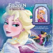 Disney Frozen: A Frozen Heart : Storybook with Snowglobe