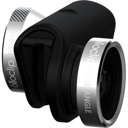 Olloclip 4-in-1 Lens for the Otterbox uniVERSE Case System for the Apple (Olloclip Active Lens Iphone 7 Plus Review)
