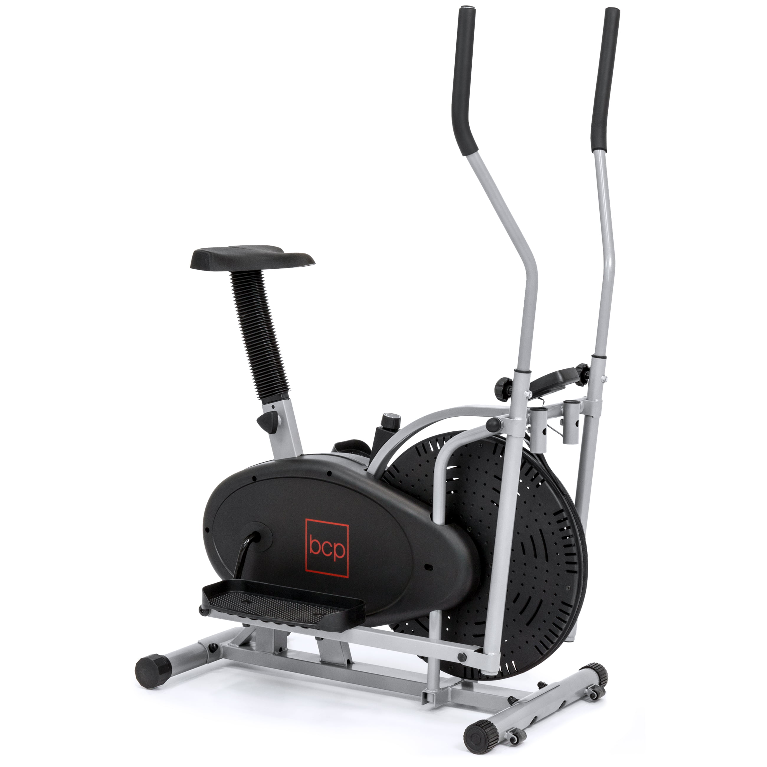 Best Choice Products 2-in-1 Elliptical Trainer And