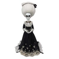 Dressed Skeleton Table Decor