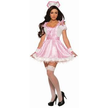 Striper Costumes (CO - SEXY CANDEE STRIPER -)