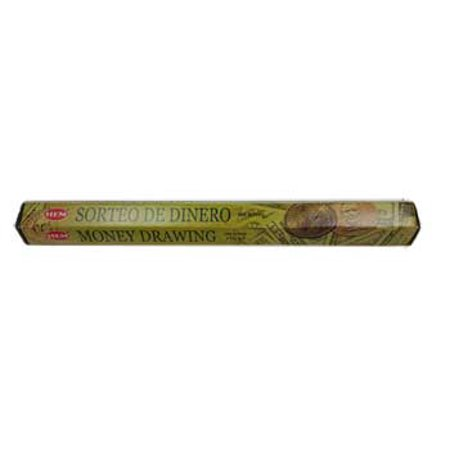 RBI Fortune Telling Toys Money Drawing HEM Stick Spiritual Ceremony Meditation Therapy 20pk