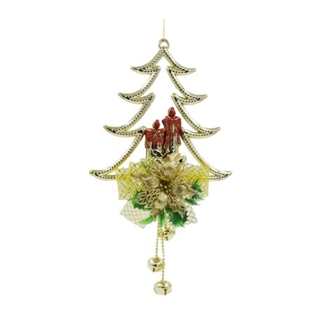 Christmas Tree Party Decorations Hanging Tree Bell Decoration Christmas Party - Walmart.com