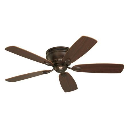 Emerson CF905 Prima Snugger 52 in. Indoor Ceiling Fan Emerson Steel Contemporary Ceiling Fan