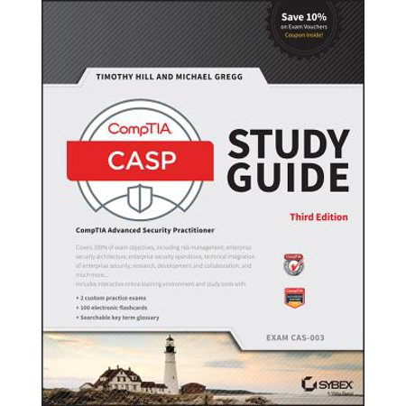 CompTIA Advanced Security Practitioner (CASP) CAS-002 Cert ...