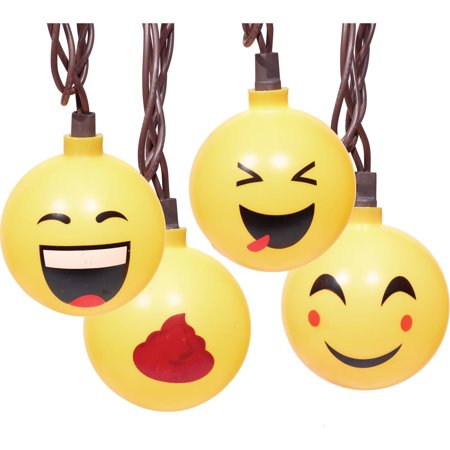 Mainstays Emoji String Lights - Best String Lights