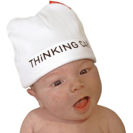 Newborn Baby Boy Thinking Cap Beanie - Thinking Cap