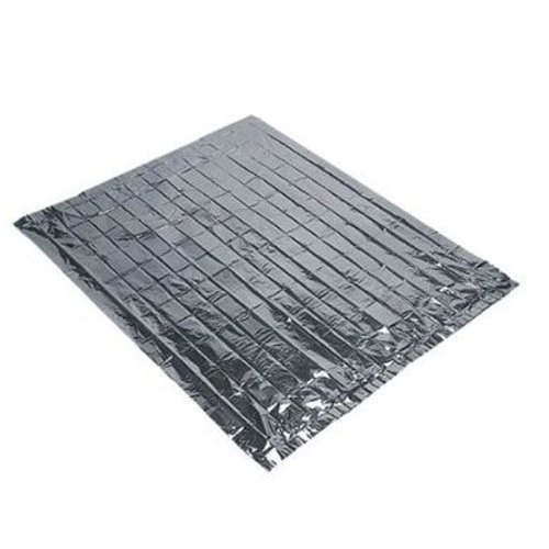ASR Outdoor Oversize Mylar Emergency First Aid and Survival Blanket