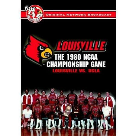 Louisville: 1980 NCAA Championship Game - Vs Ucla