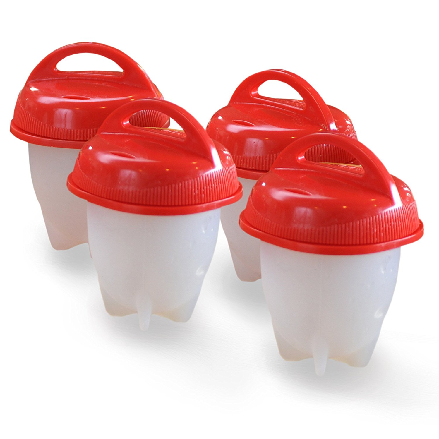 As Seen on TV Egglettes Hard Boiled Egg Maker, 4 count