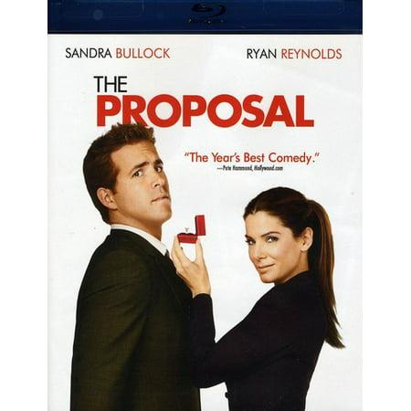 The Proposal  Blu Ray