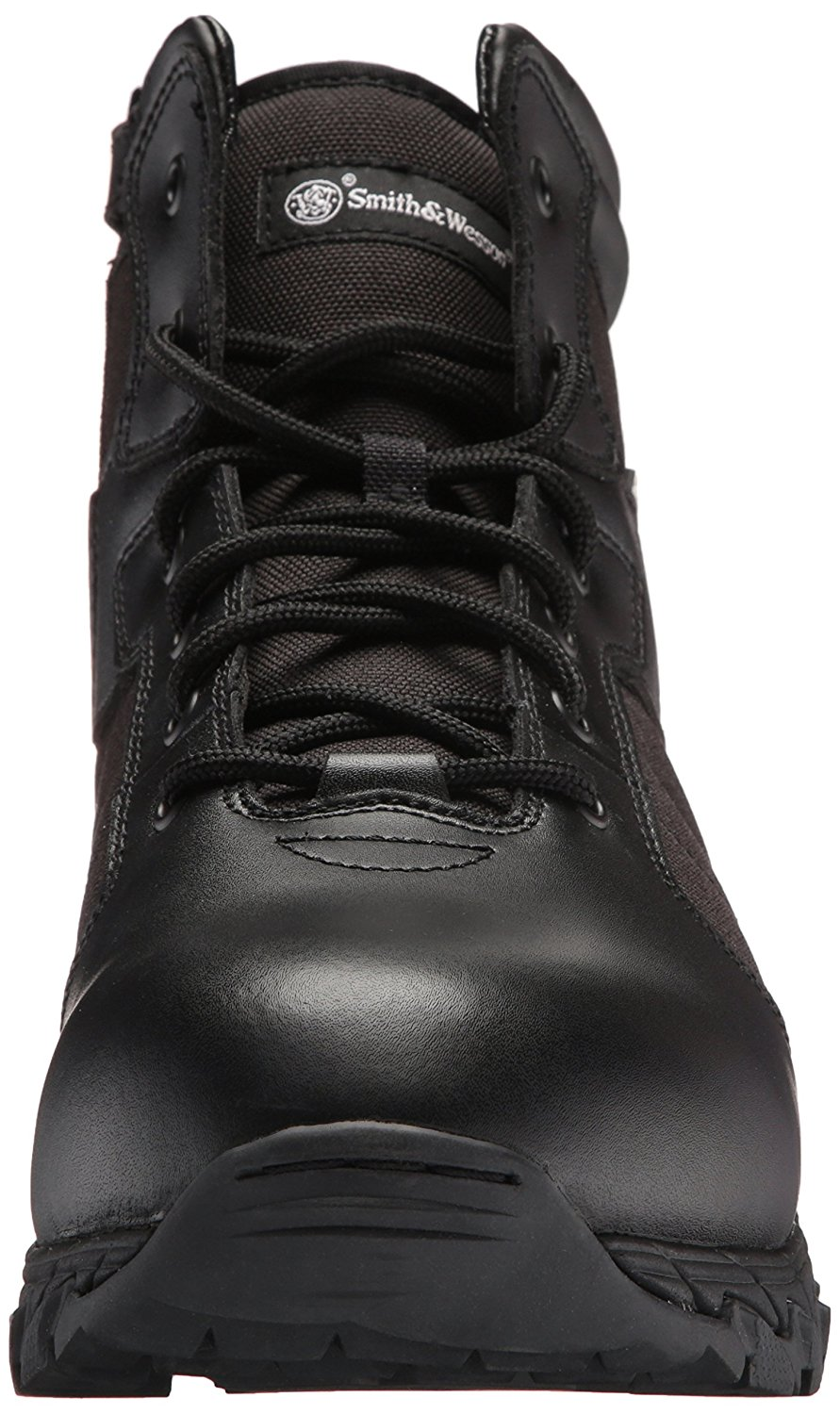 """Smith & Wesson® Footwear Breach 2.0 Men's Tactical Side-Zip Boots - 6"""" Coyote, 10.5 Regular"""