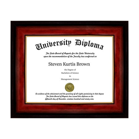 - Single Diploma / Document Frame for 11