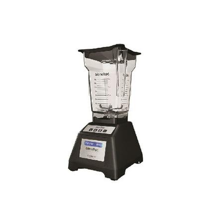 3 Blendtec EZ 600 Commercial Blender E600A0801-A1GA1A-JARS (Black)([3] Additional 40-609