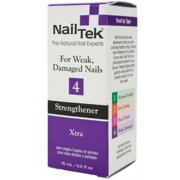 Best Nail Strengtheners - Nail Tek, Nail Strengthener Xtra 0.5 oz Review