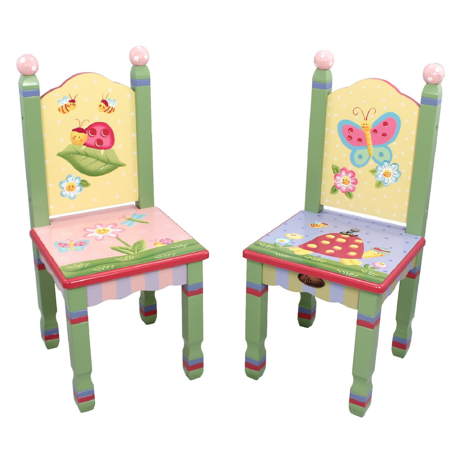 Fantasy Fields Magic Garden Chairs - Set of 2