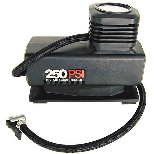 Custom Accessories 59008 250-PSI Compressor