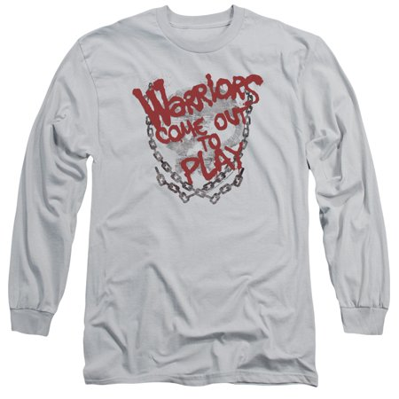 The Warriors Come Out And Play Mens Long Sleeve