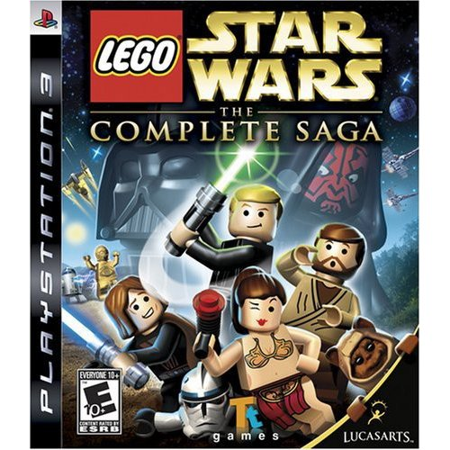 Playstation 3 - Lego Star Wars The Complete Saga