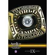 NFL America's Game: 1974 Steelers (Super Bowl Ix) ( (DVD)) by Allied Vaughn