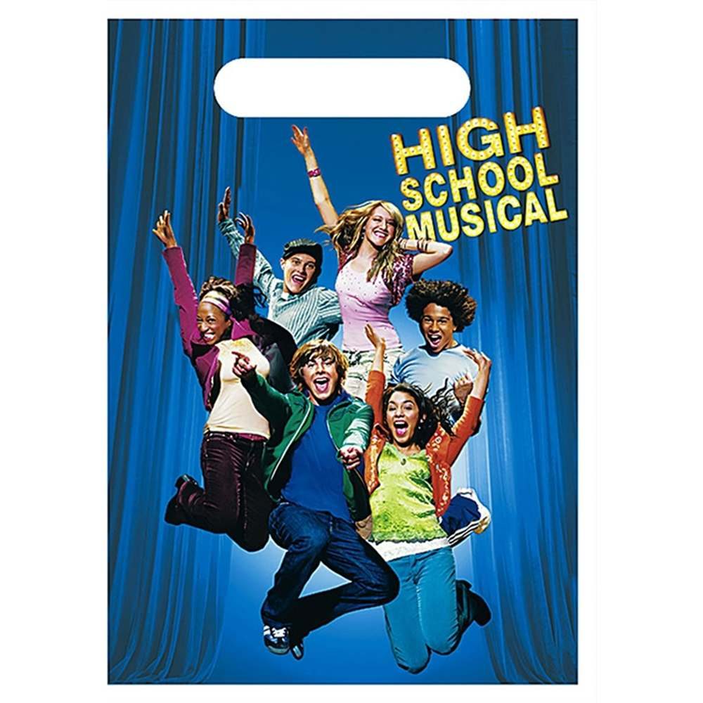 High School Musical Treat Sacks