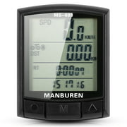 Bike Cycling Computer Bike Speedometer Odometer MTB Road Bike Computer Stopwatch Wireless / Wired