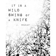 It Is A Wild Swing Of A Knife - eBook
