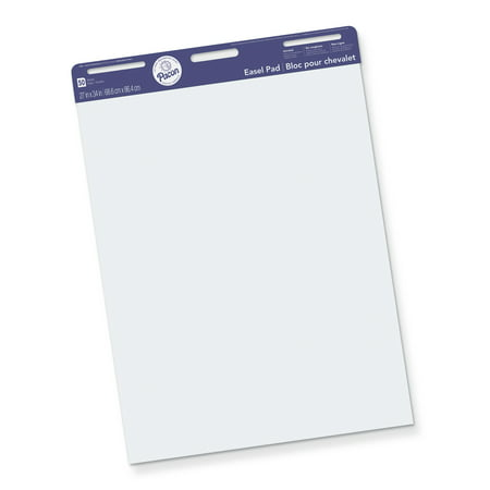 "Easel Pad, Unruled, 27"" x 34"", White"