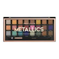 Profusion Cosmetics Shadow Metallics 24 Shade Palette