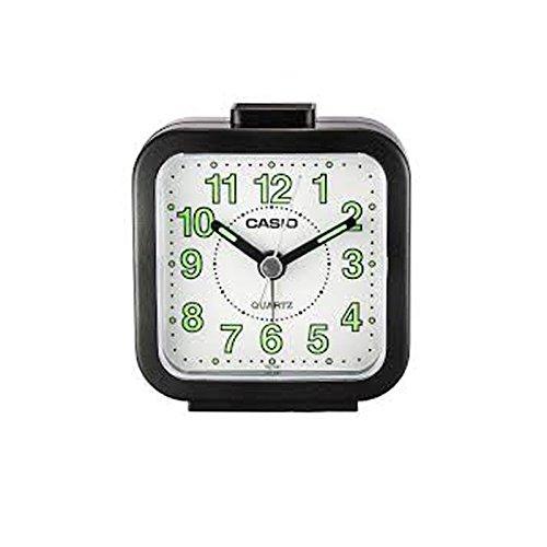 Casio #TQ141-1D Travel Table Top Beep Alarm Clock