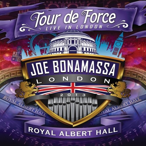 Tour De Force: Live Iin London - Royal Albert Hall (2 Music DVD)