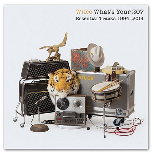 Wilco - What's Your 20: Essential Tracks 1994-2014 [CD]