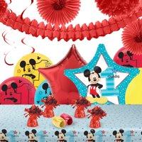 Disney Mickey Mouse 1st Birthday Deco Kit