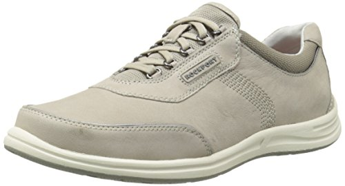 Rockport M76019 : Women's Walk Together Mudguard Simply Taupe Nubuck Sneaker by Rockport