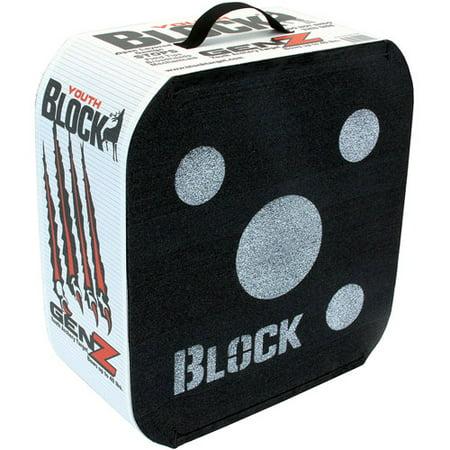 Block Genz Youth Archery Target (Block Range Archery Target)
