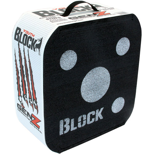 Block Genz Youth Archery Target