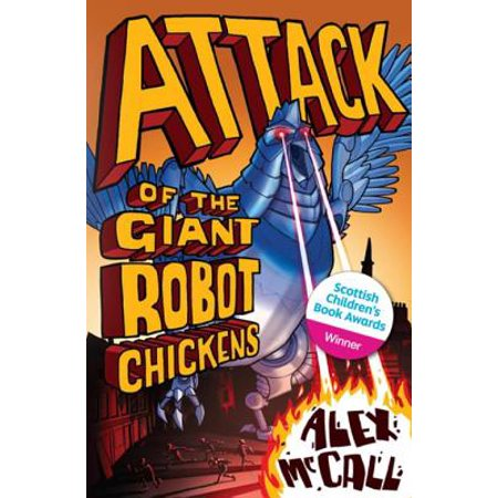 Attack of the Giant Robot Chickens - eBook](Robot Chicken Clips)