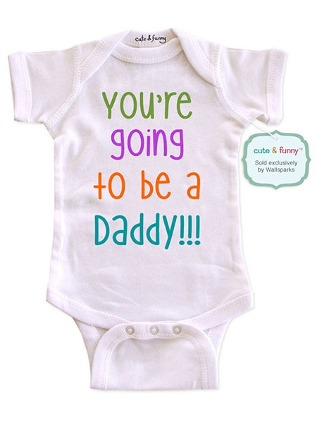 I love my papa Cute Gift Baby Bodysuit By Apparel USA™