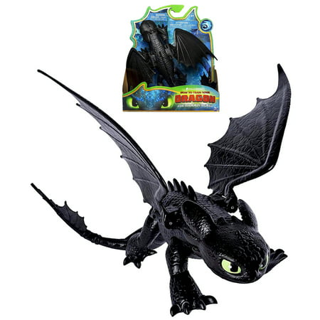 Toothless Dragon How to Train Your Dragon The Hidden World - Whimsical World Of Pocket Dragons