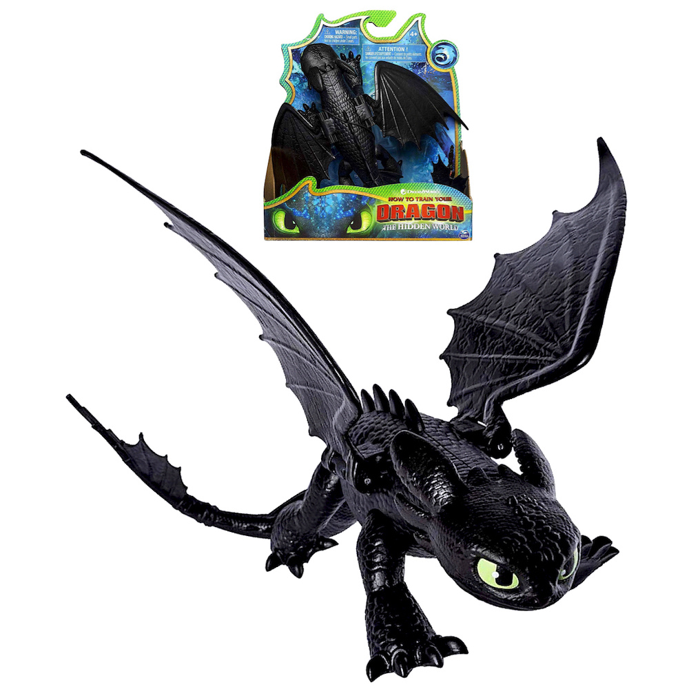 Toothless Dragon How to Train Your Dragon The Hidden World