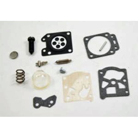 Weed Eater Craftsman Featherlite Trimmer Carburetor Repair Gasket Kit # 530069839 (Craftsman Weedeater)