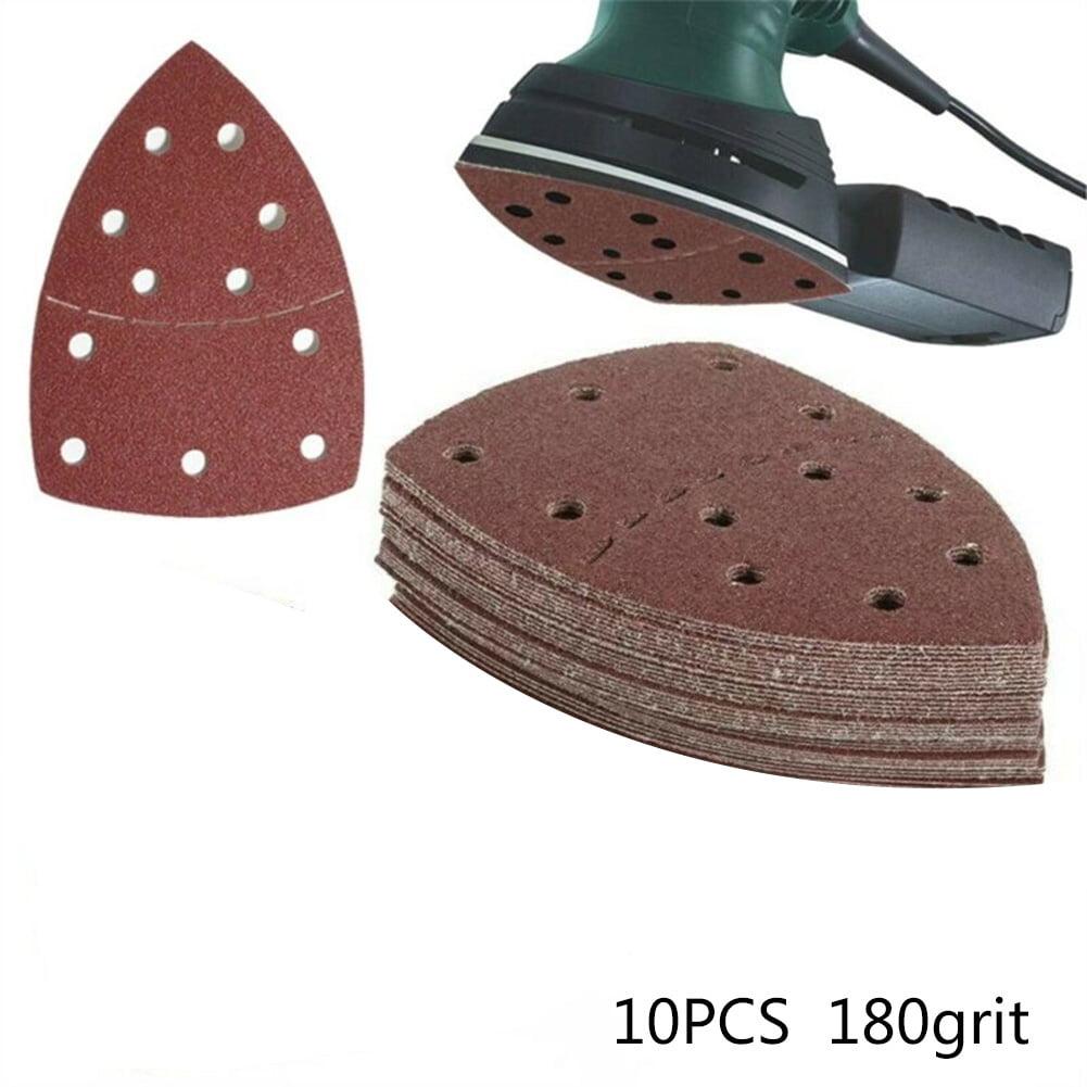 Assorte Mouse Detail Sander Sanding Paper Sanding Sheets For Bosch PSM 100A