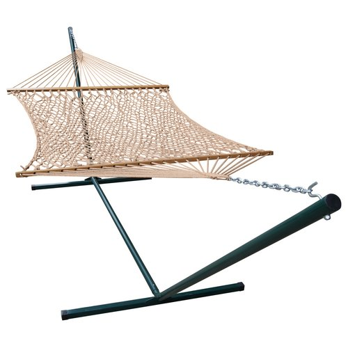 Red Barrel Studio Mindi Polyester Hammock with Stand