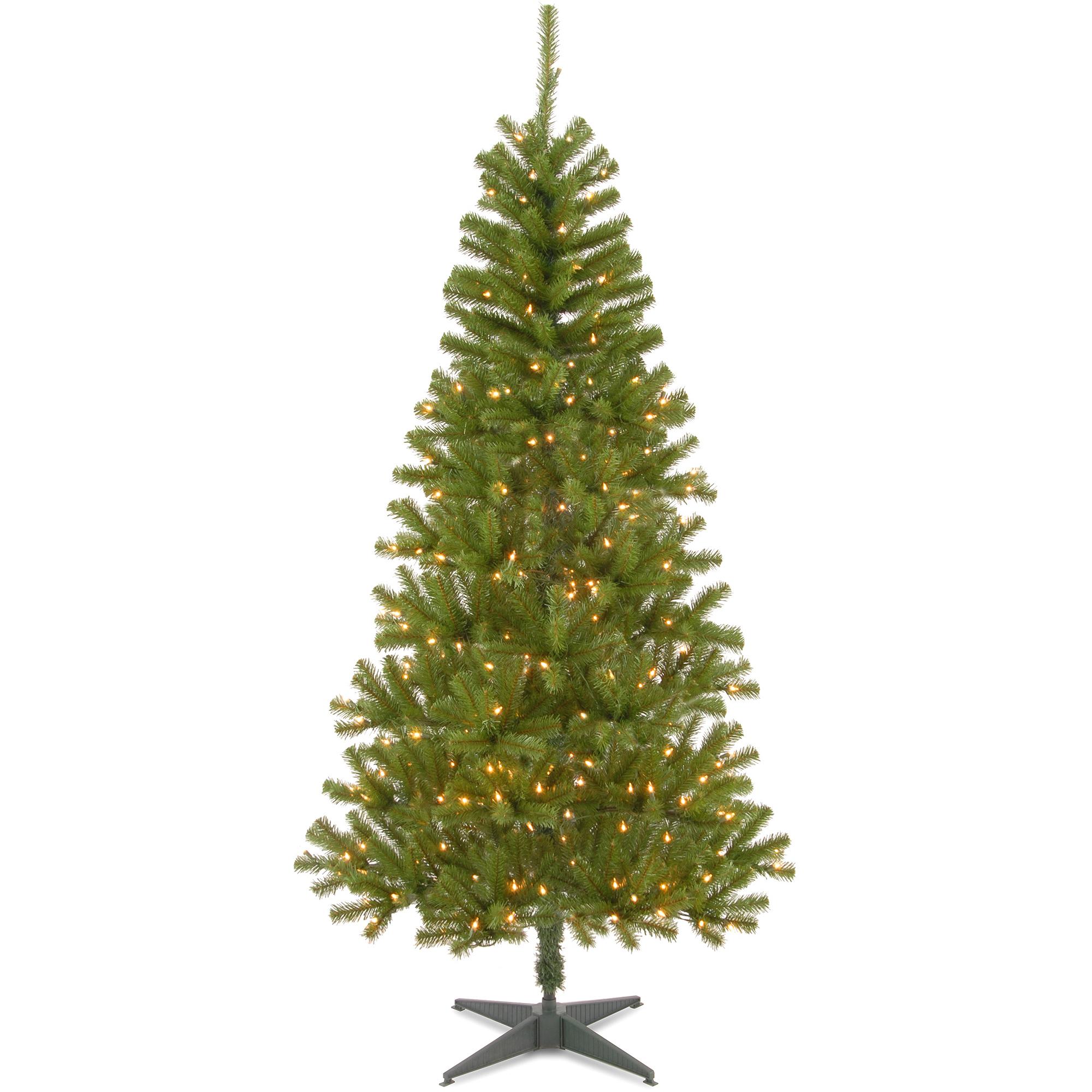 Non Pre Lit Artificial Christmas Trees