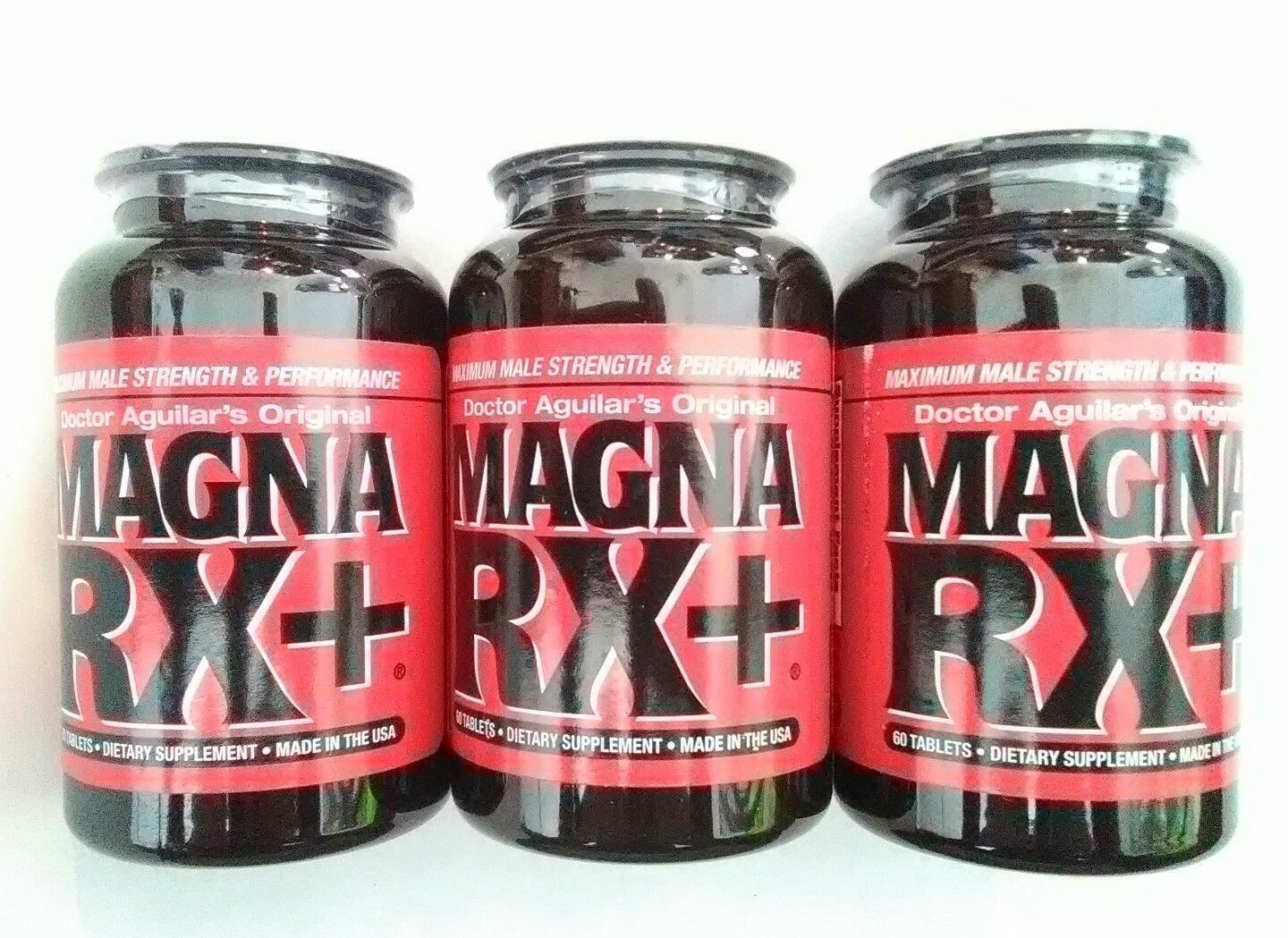 Unboxing All Colors  Male Enhancement Pills Magna RX