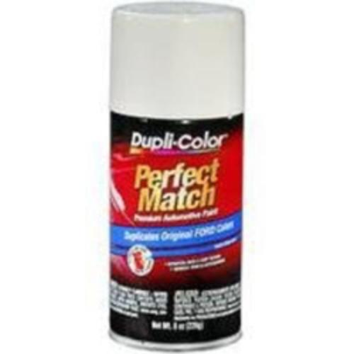Krylon BFM0384 Pure White Ford Exact-match Automotive Paint - 8 Oz. Aerosol