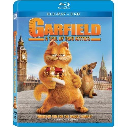 Garfield: A Tail Of Two Kitties (Blu-ray + DVD)