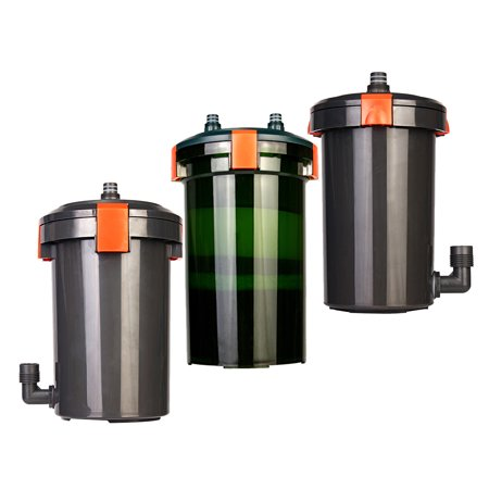 Moaere External Canister Filter with 9-25-watt Uv